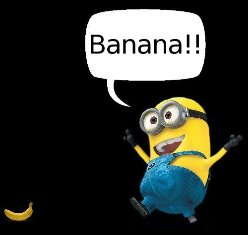 Lirik Lagu Banana Potato Minion Soundtrack Film Despicable Me 2 Tulisandila