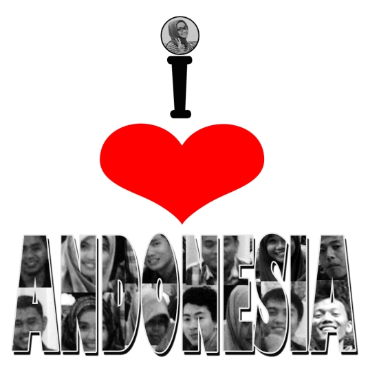 love andonesia indonesia